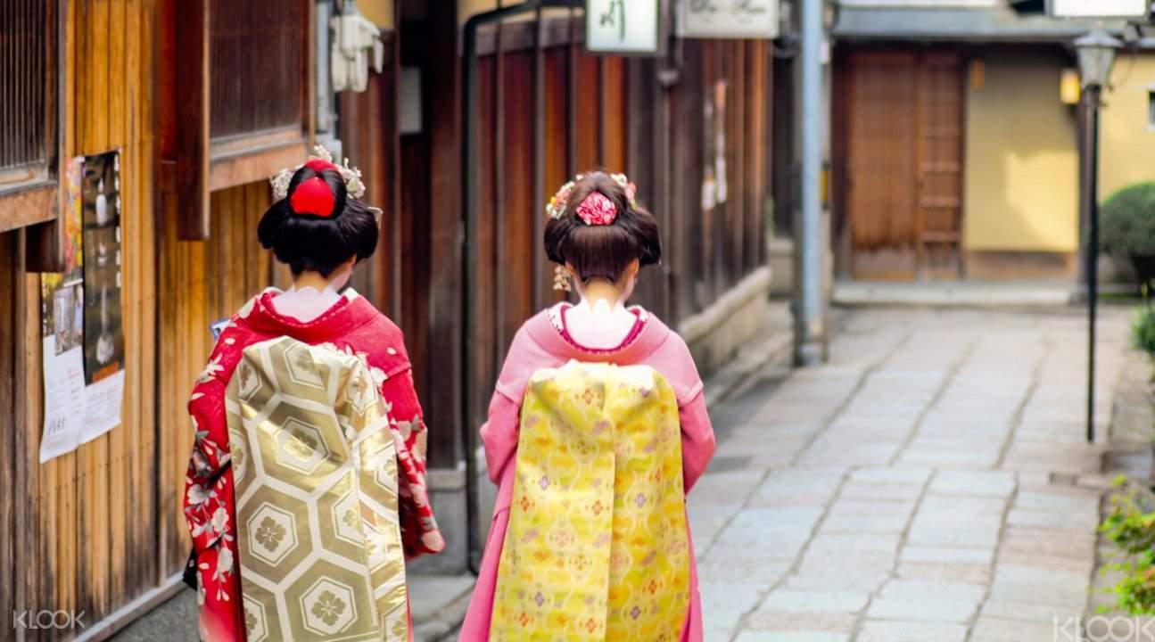 京都藝伎導覽