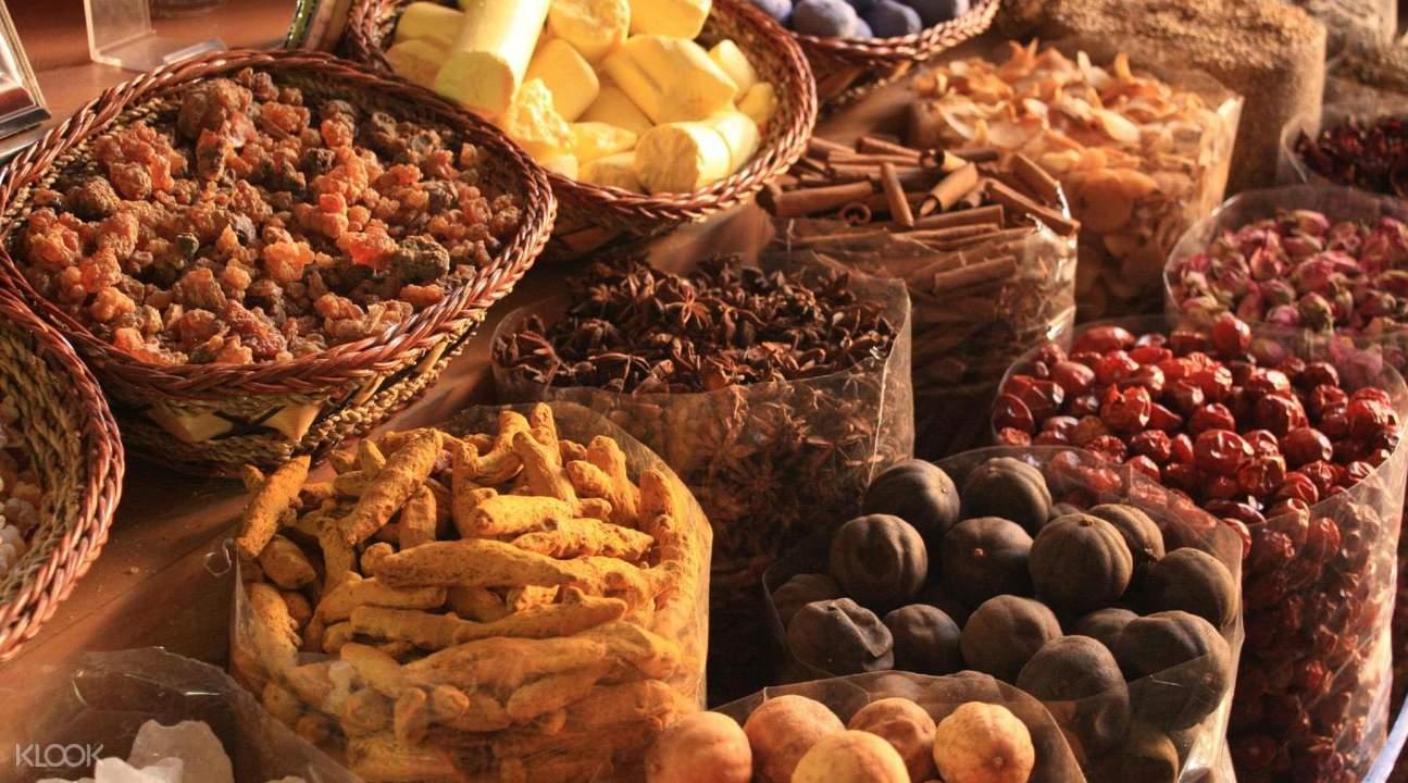 杜拜香料集市