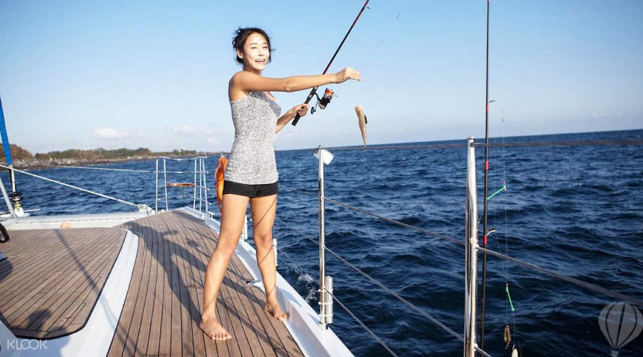 Luxury Sailing Cruise Jeju