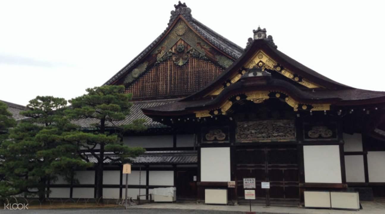 京都名胜晨之美