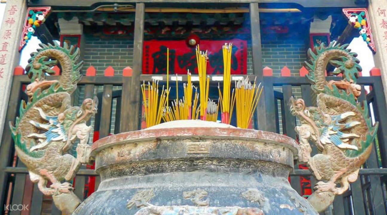 ama temple on the macau tour