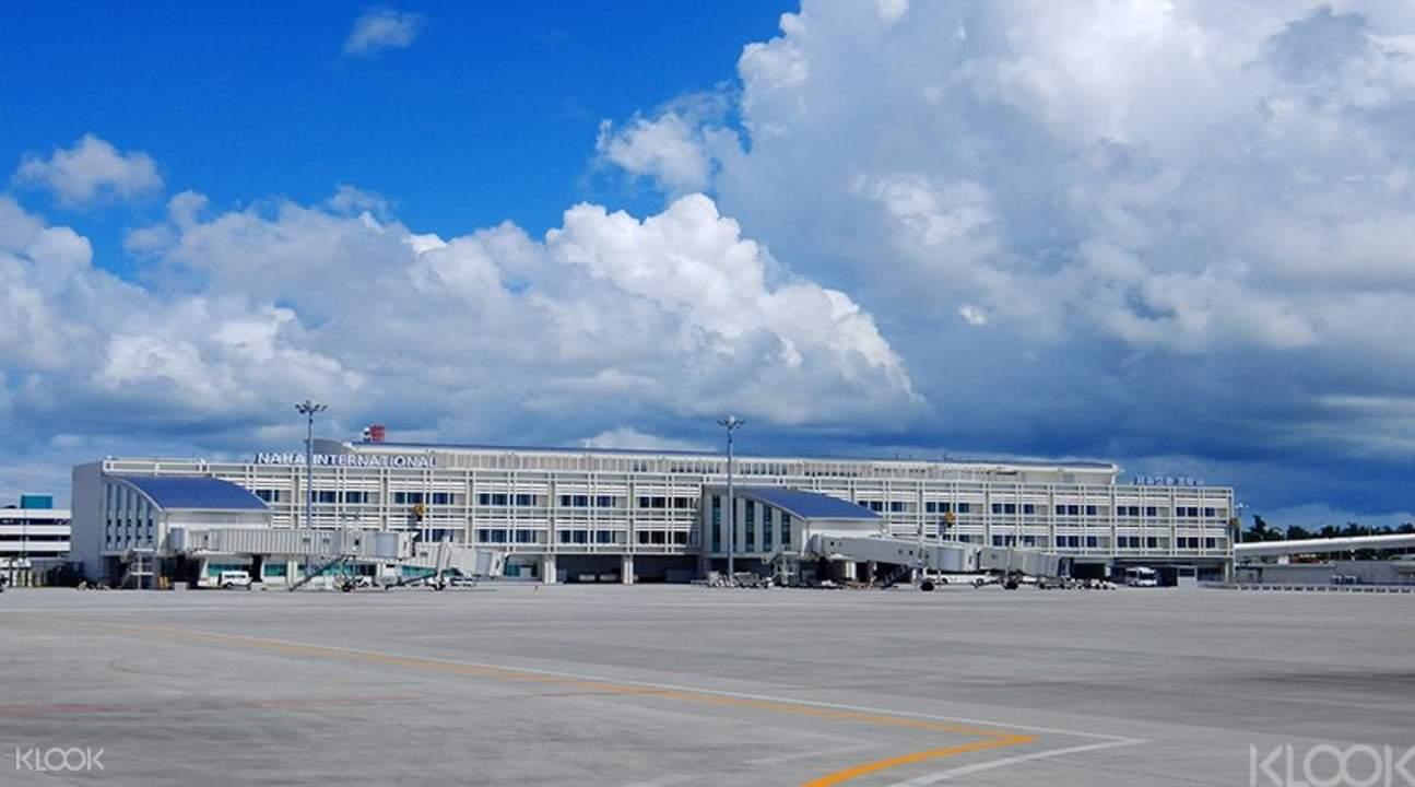 那霸機場至沖繩交通