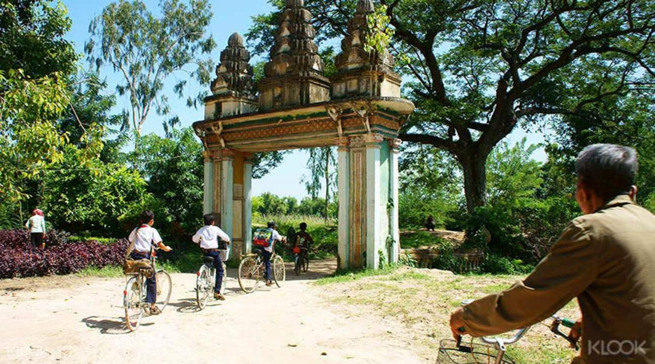 bike tour Siem Reap