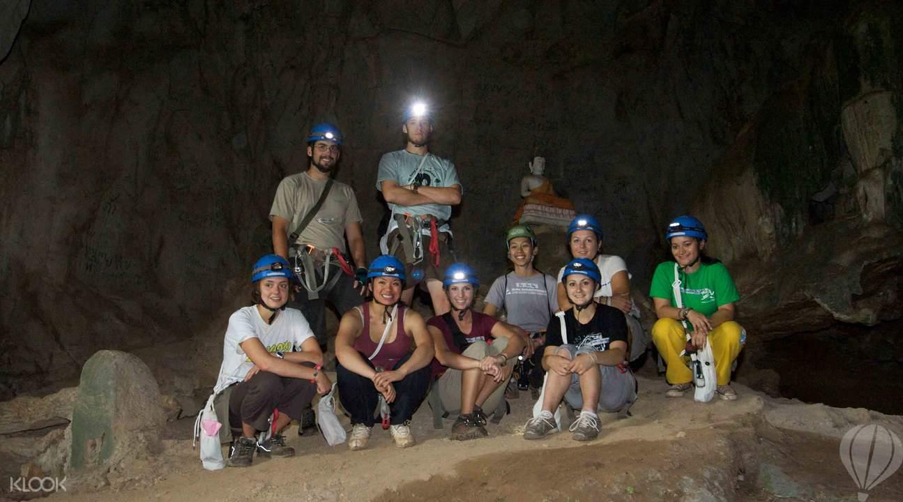 chiang mai cave tour