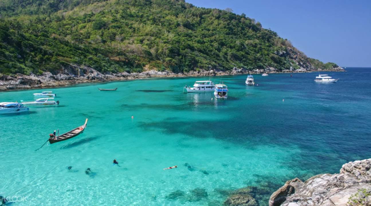 Raya and Coral island day trip
