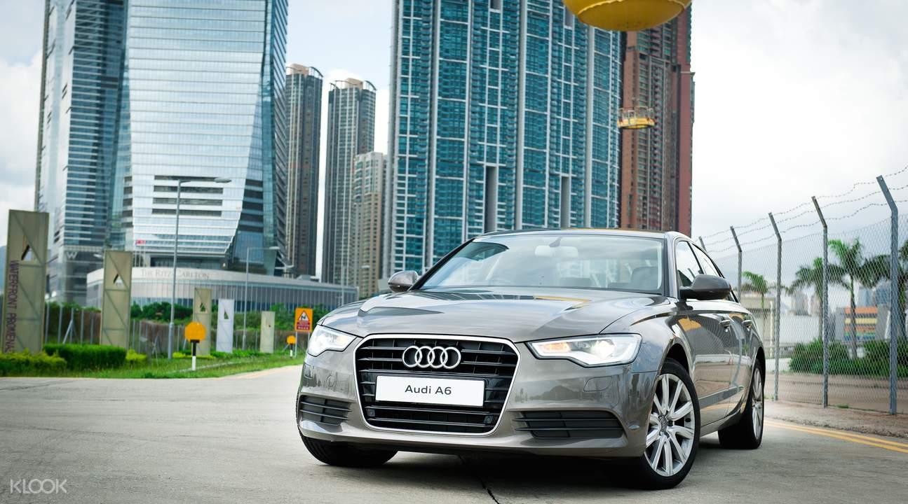 Singapore private car charter