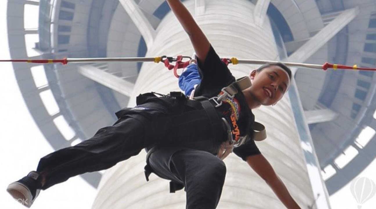 Macau Tower Skyjump