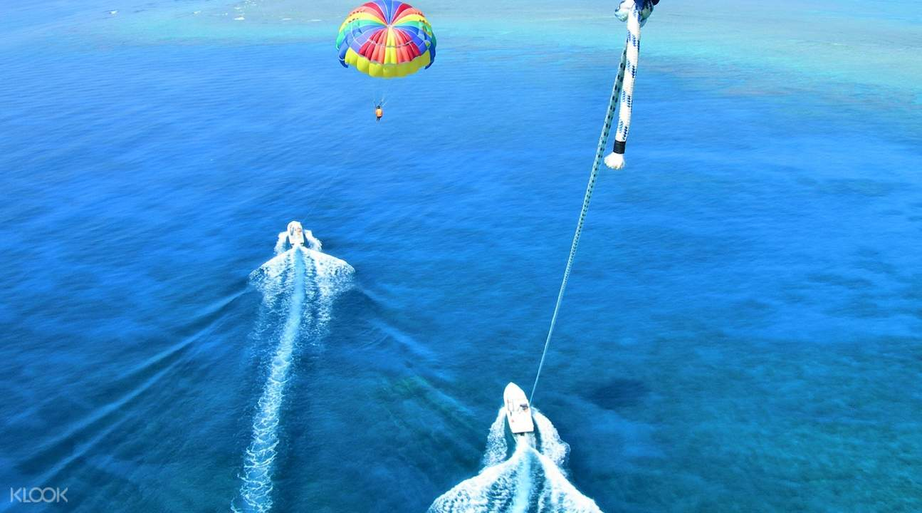 冲绳那霸 水上活动