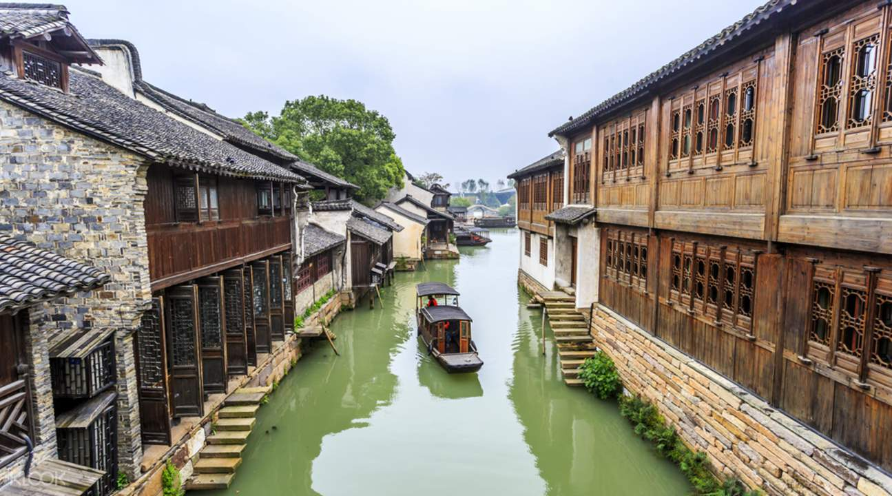 Wuzhen Water Village
