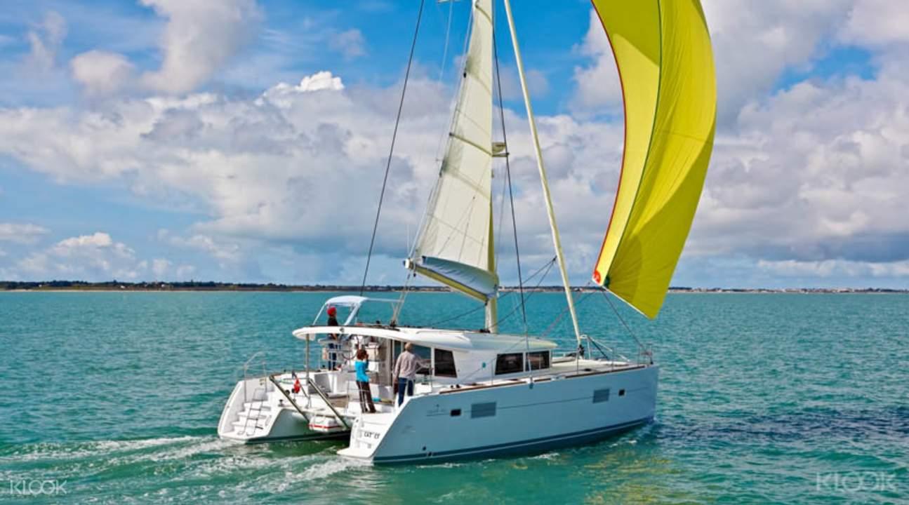中型私人游艇活动