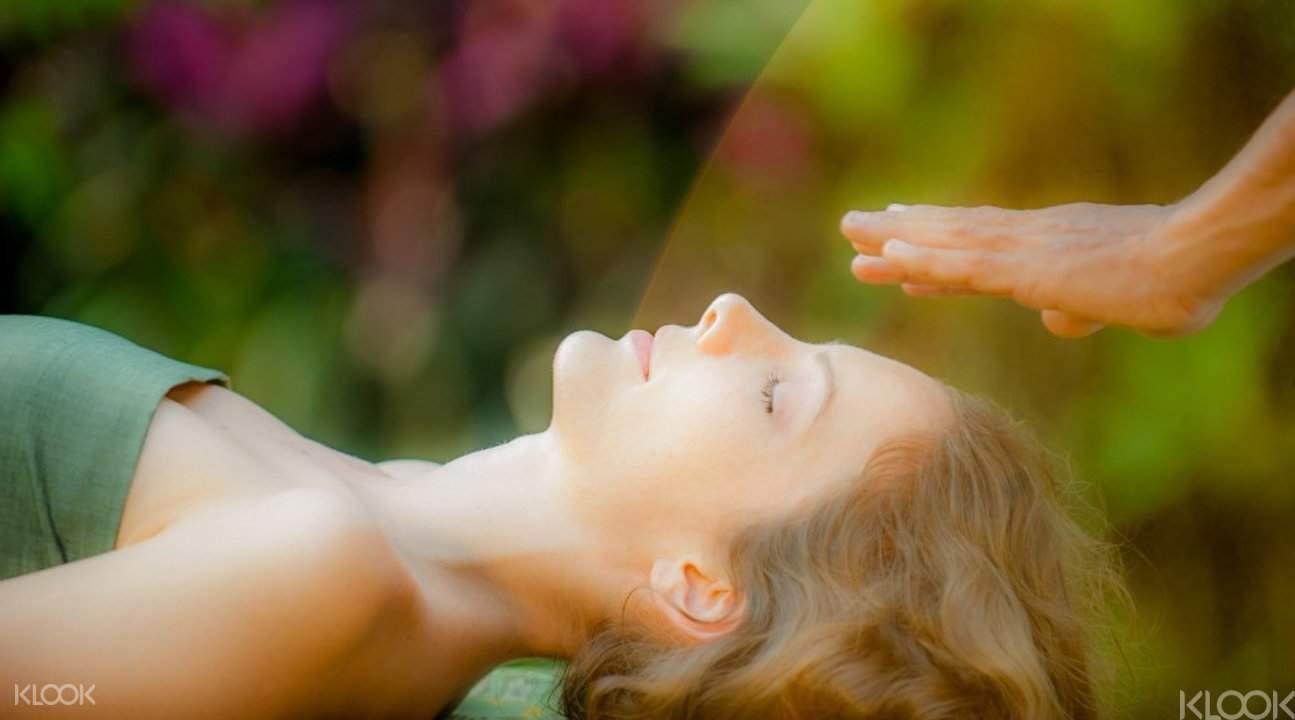 Emotional healing Bali