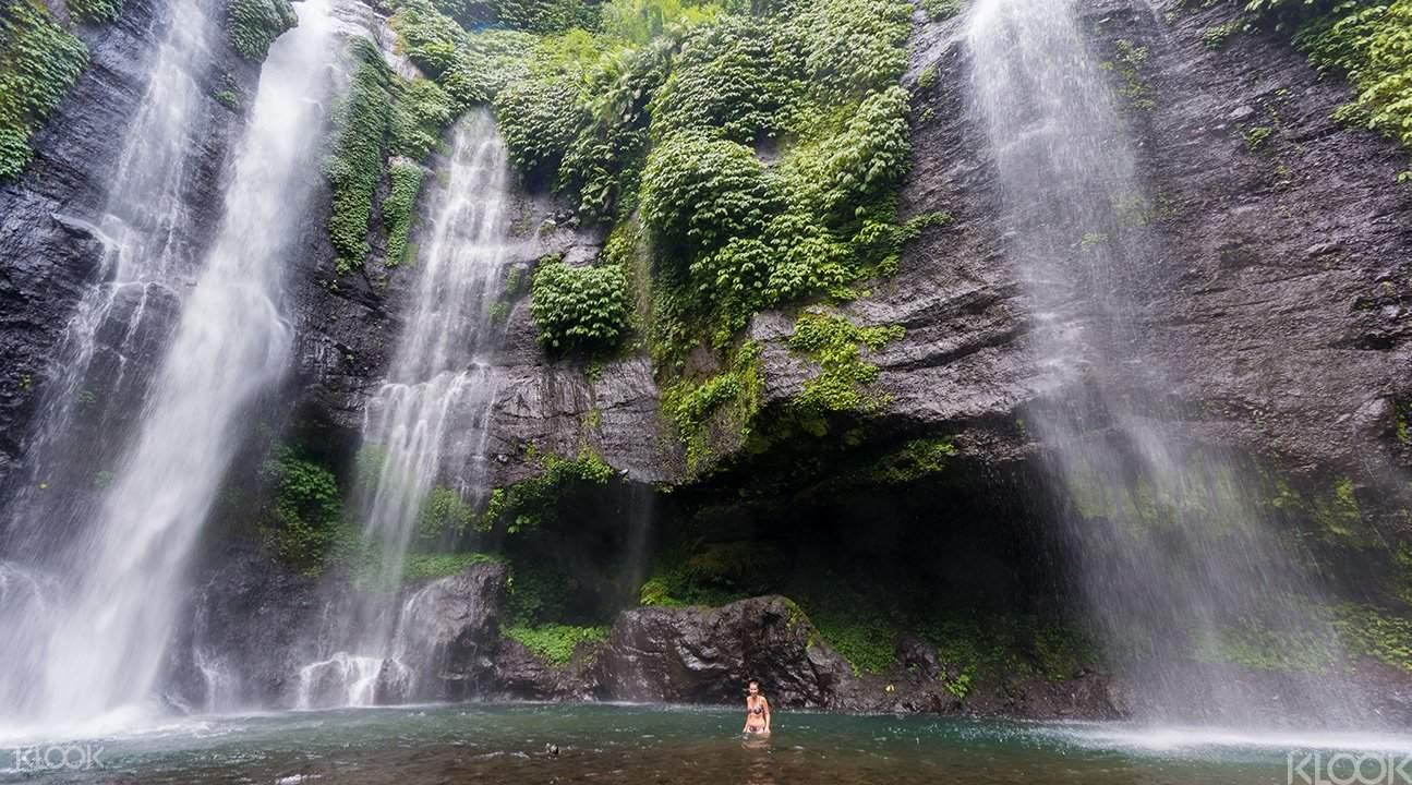 賽肯普瀑布