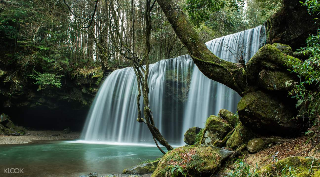 Kurokawa Japan Nabetagaki Falls