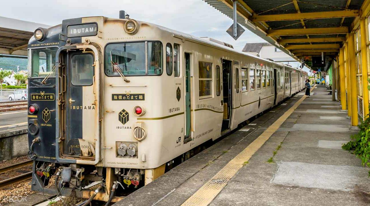 JR火车站台