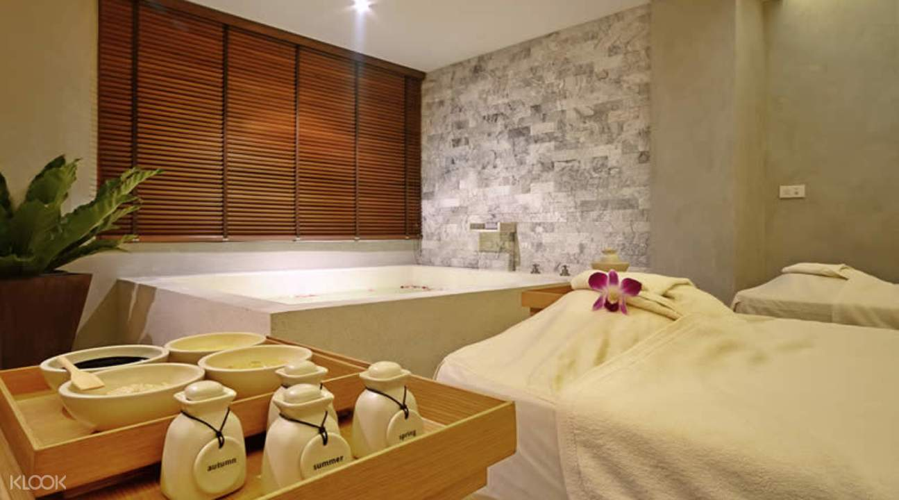 best spa in Bangkok