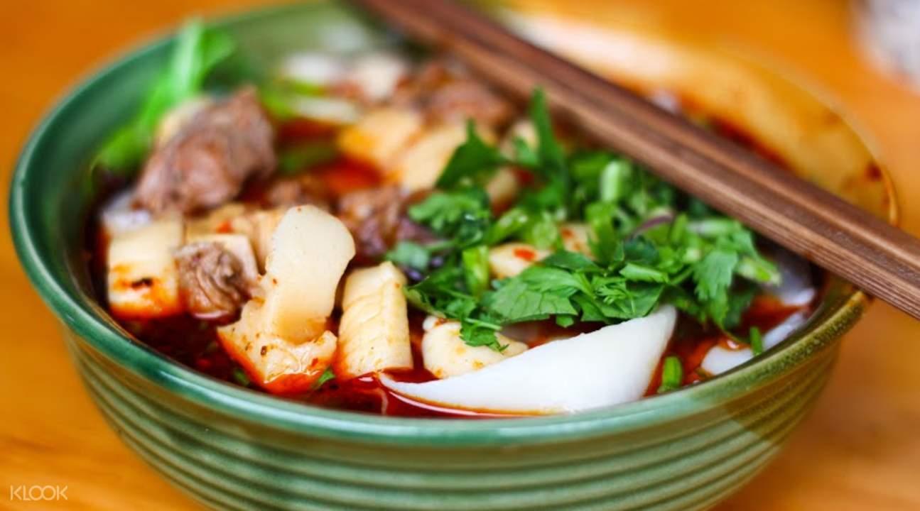 Food Tour chengdu