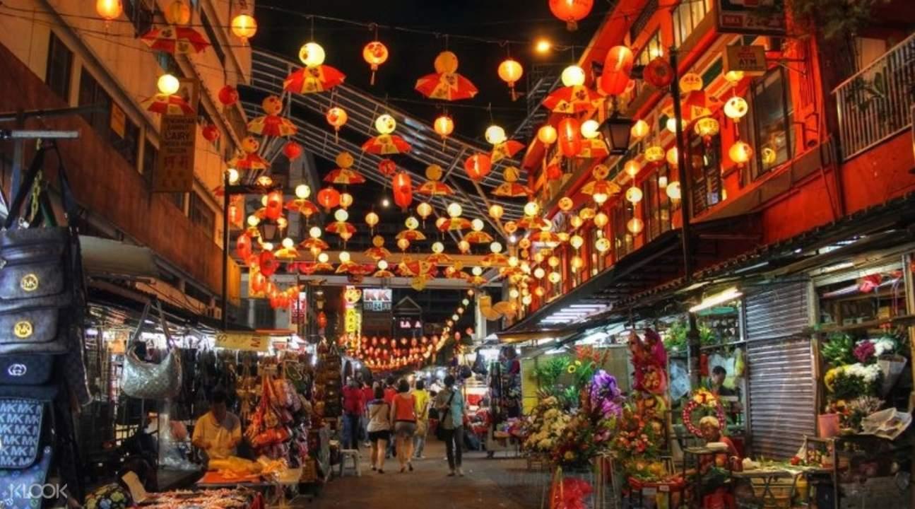 马来西亚多元文化夜游