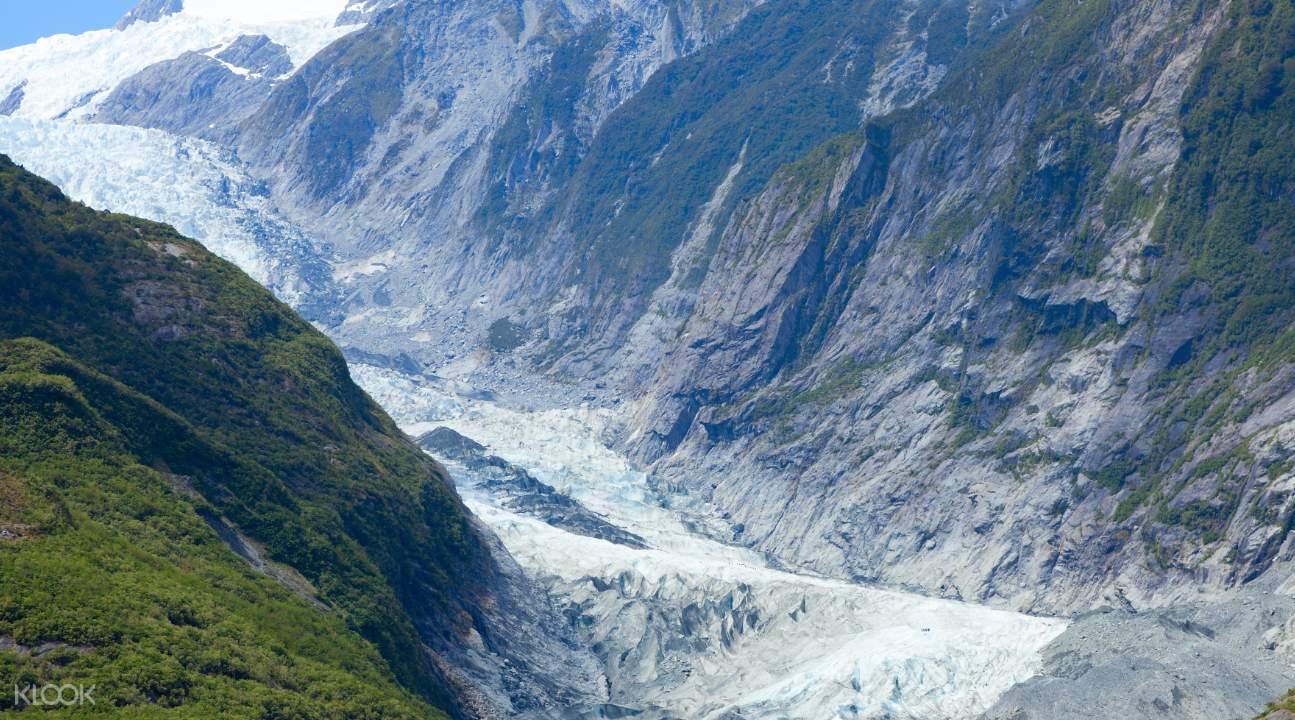 弗朗兹约翰夫冰川峡谷