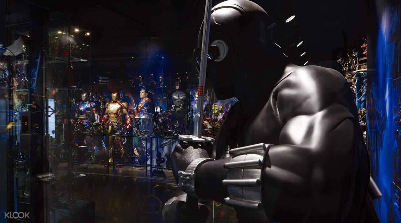 figure museum w visit korea