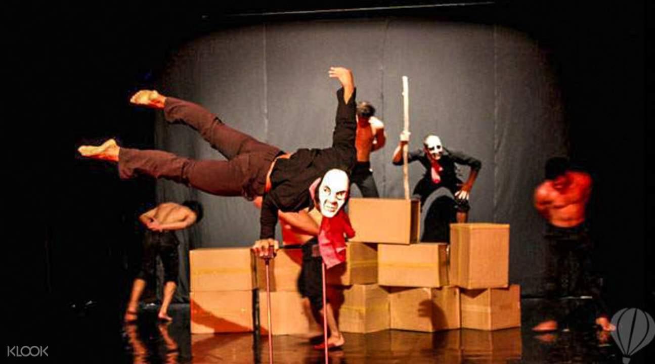Cambodia circus