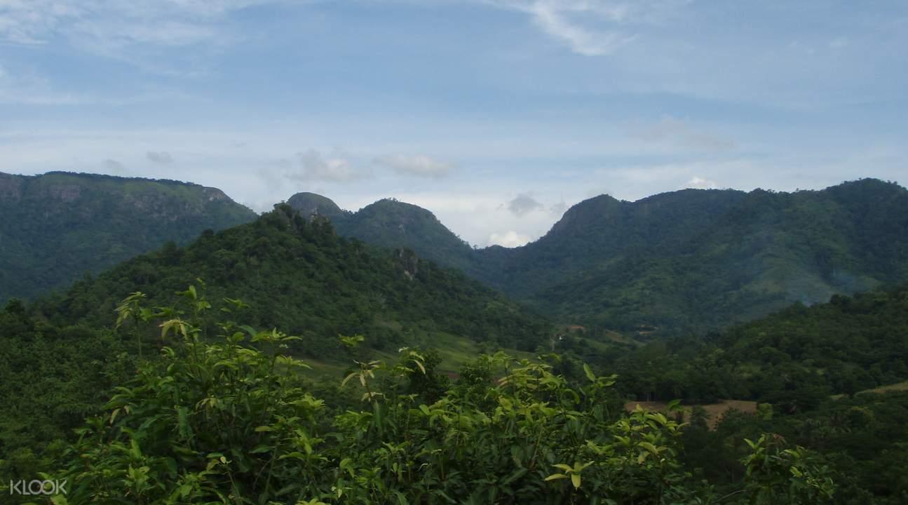 泰国考艾国家公园