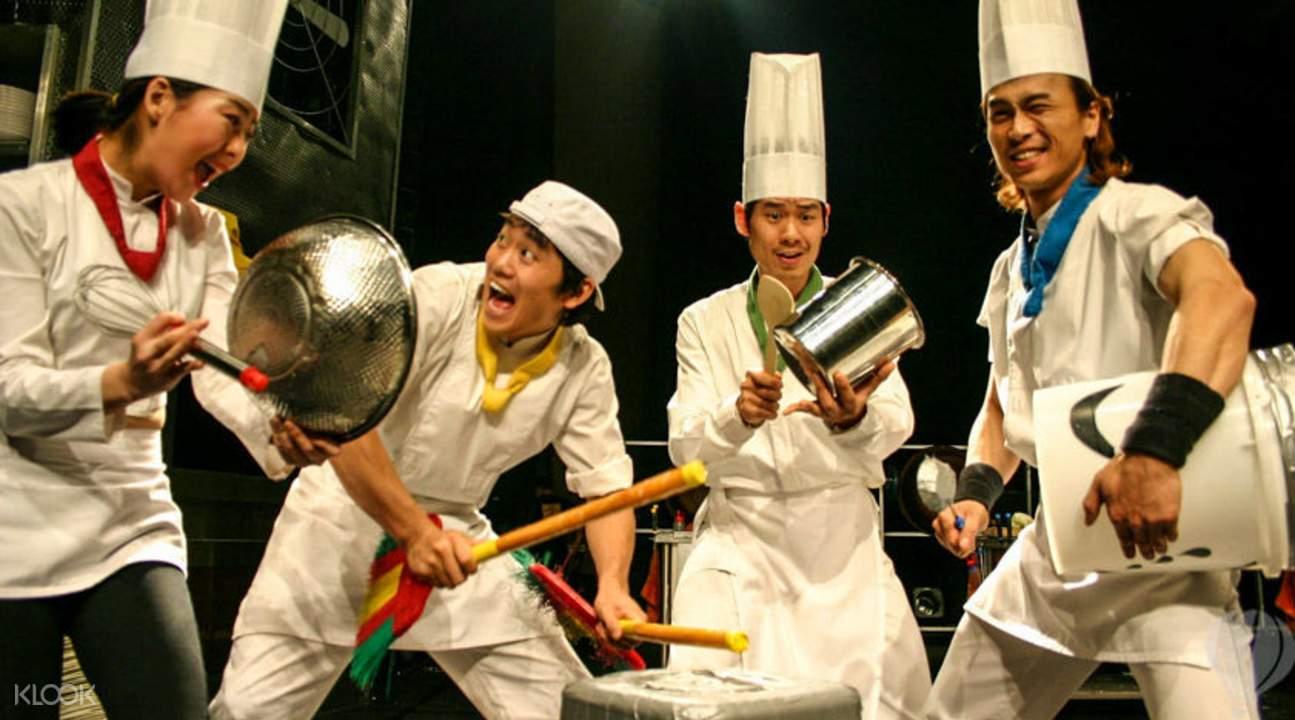 Nanta cooking show