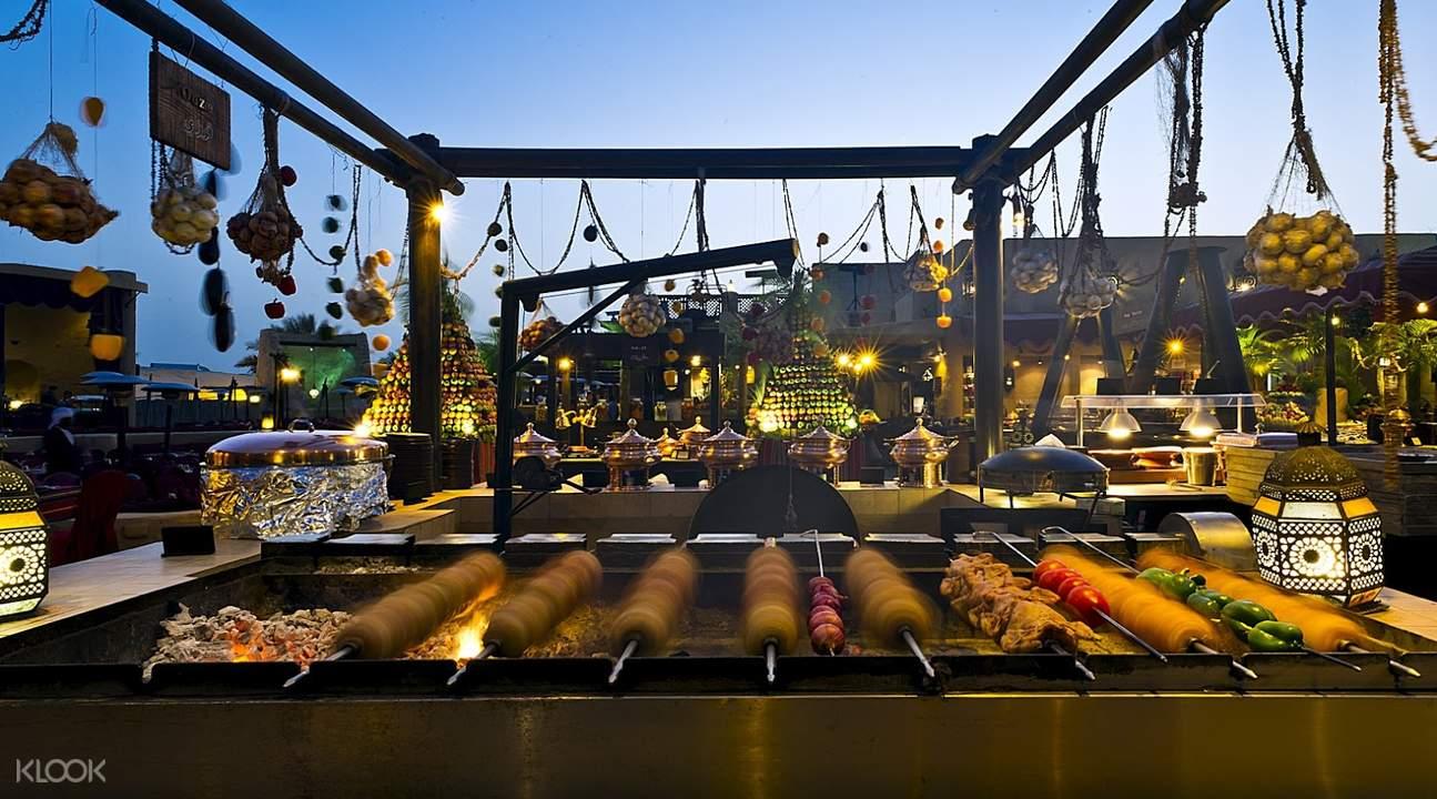 哈德拉餐廳晚餐