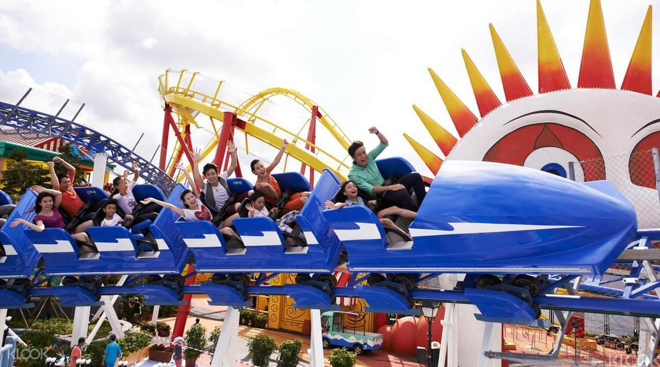 Discount Ocean Park Tickets With Transfer And Meal Klook
