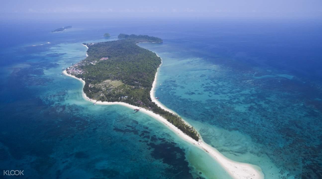 美人鱼岛浮潜+卡哇卡哇红树林船游
