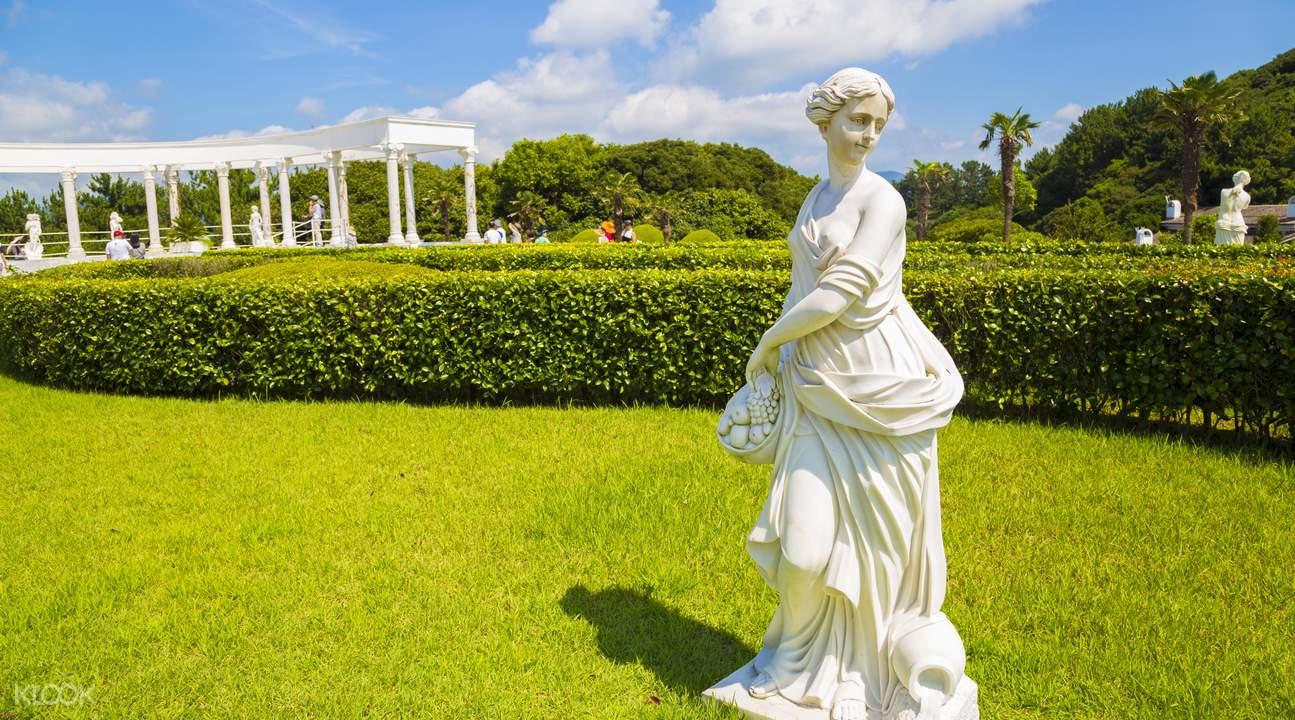 geojedo island sculptures