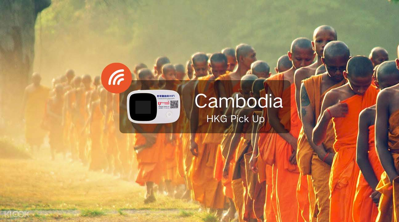pocket wifi cambodia