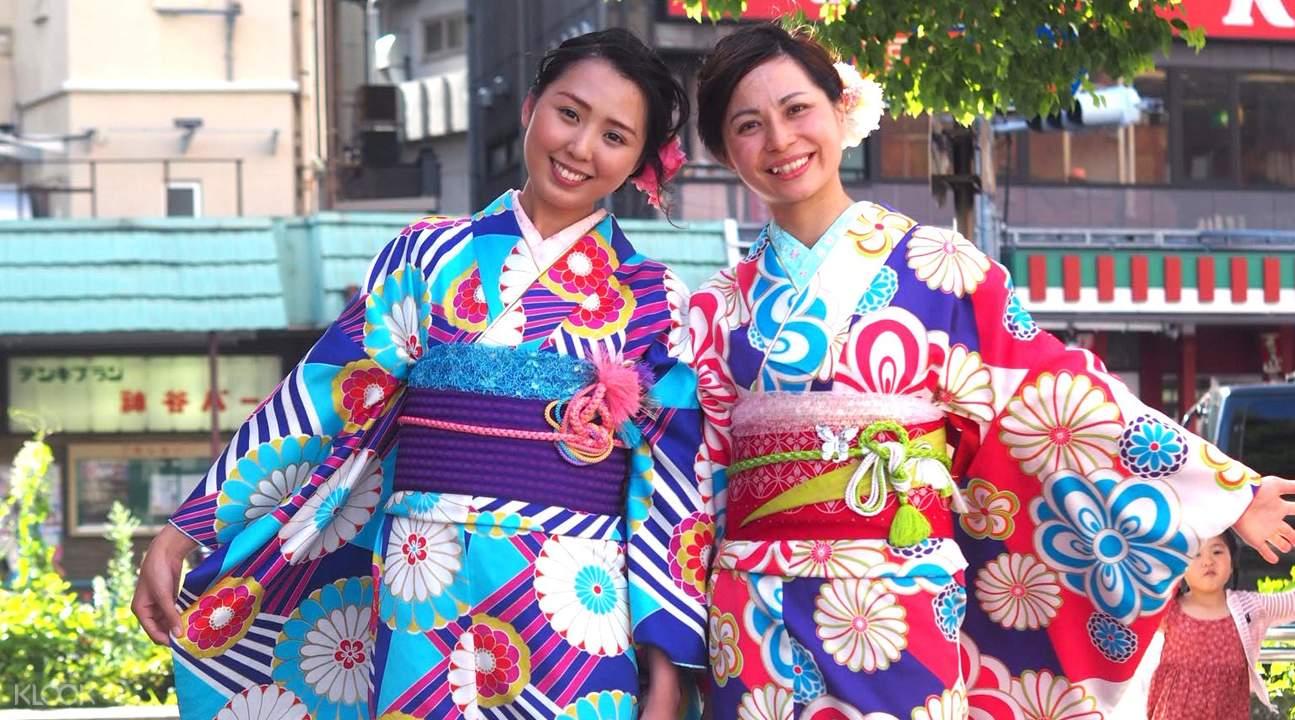 东京和服体验