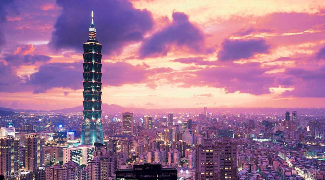 Taipei night tour,