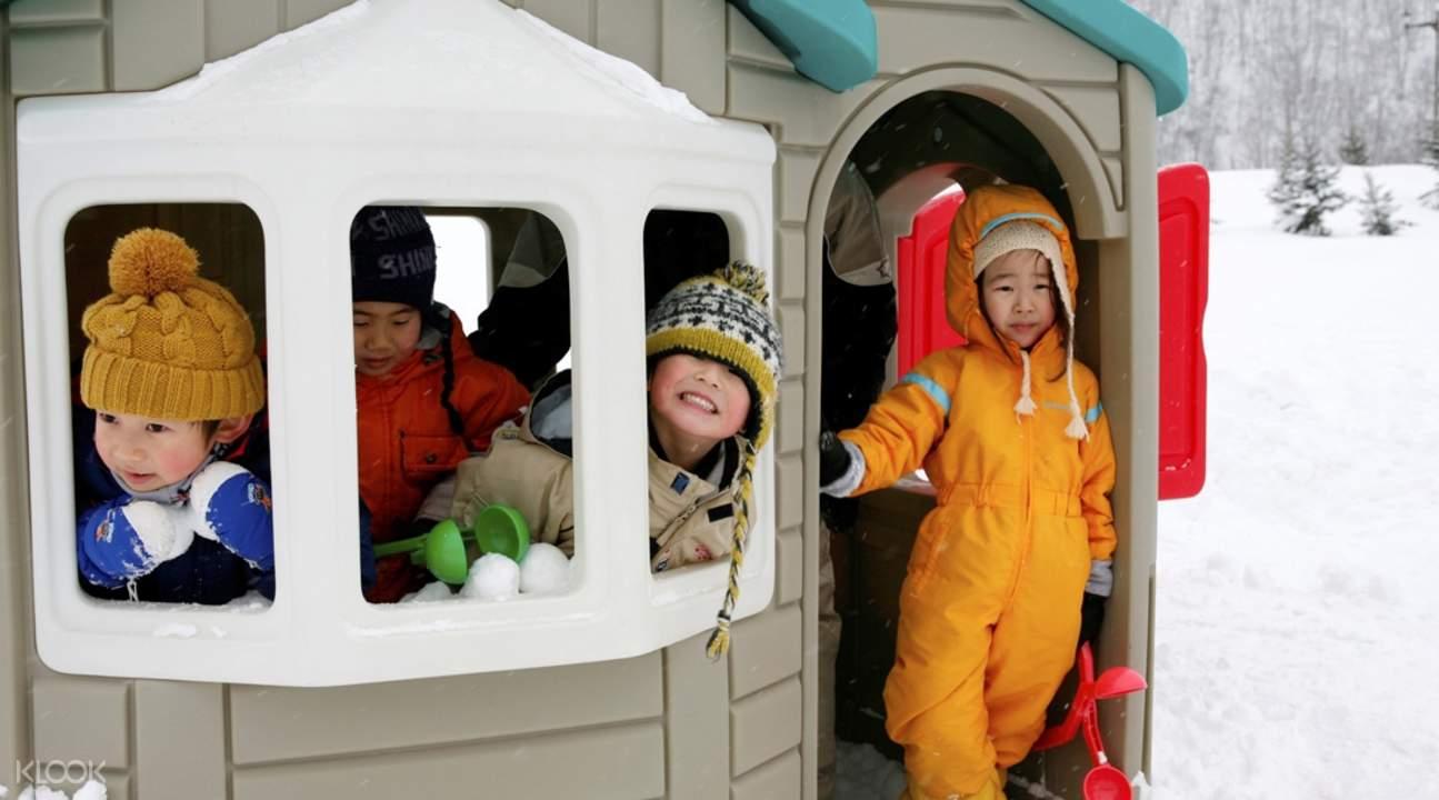 北海道喜樂樂渡假村