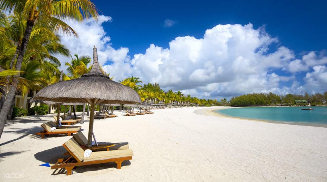 Mauritius sightseeing in Ile aux Cerfs