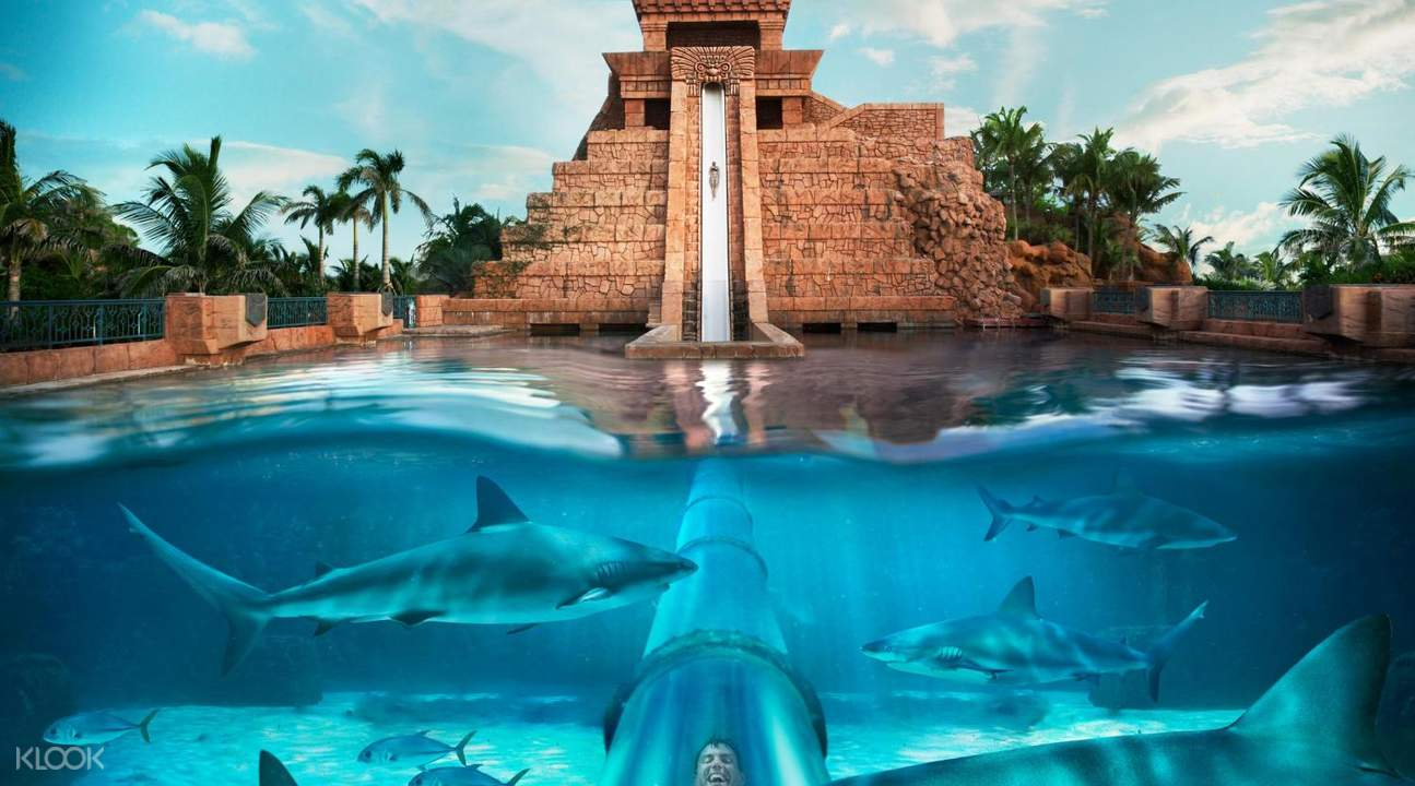 record breaking rides atlantis aquaventure dubai