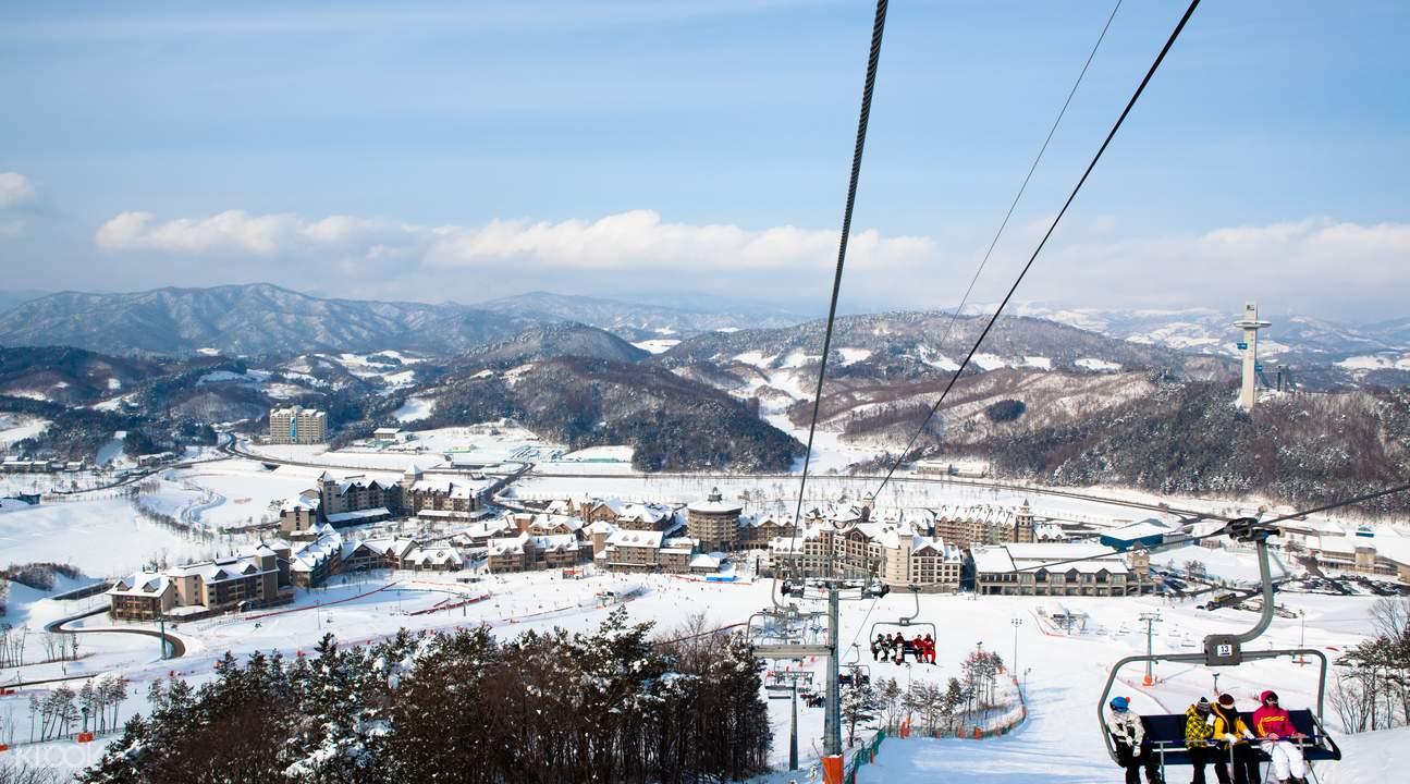 2d1n tour at alpensia ski resort