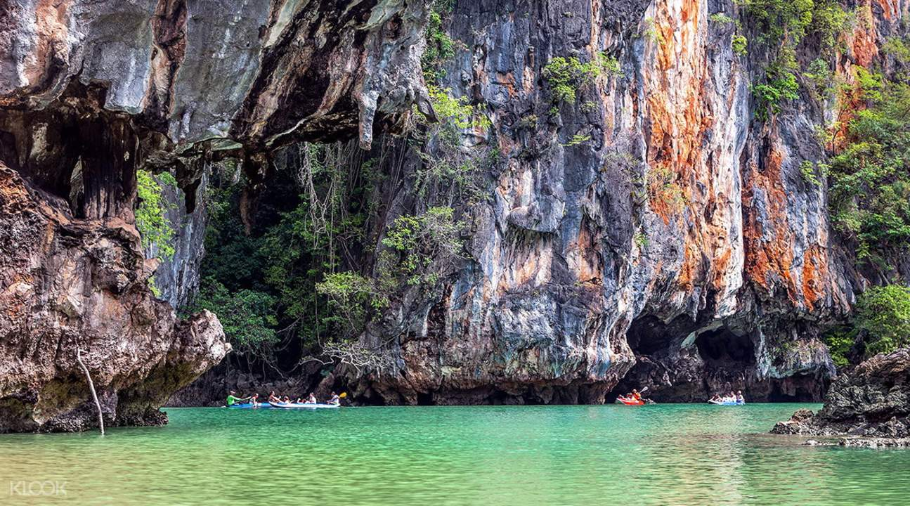 where to go in Krabi