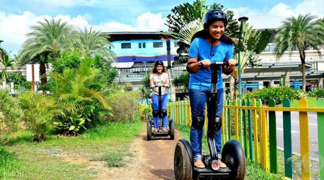 singapore segway ride