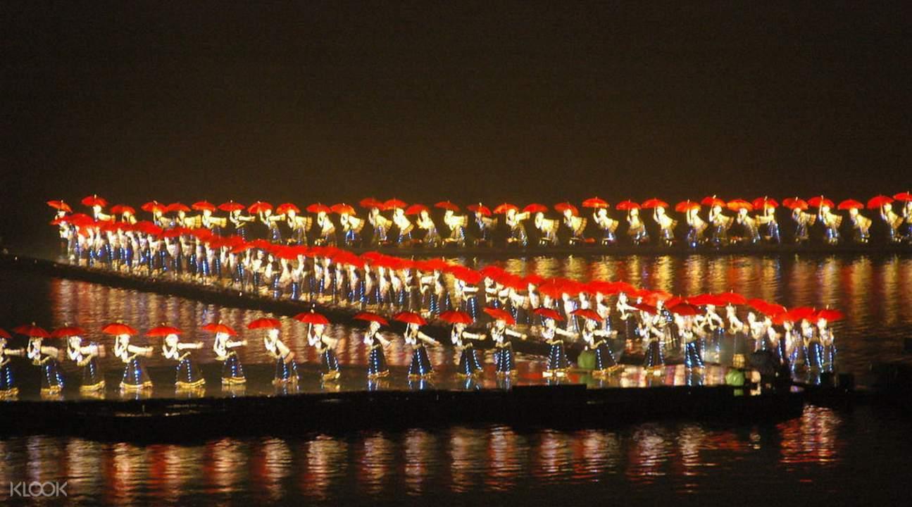 Impression Sanjie Liu Show in Yangshuo