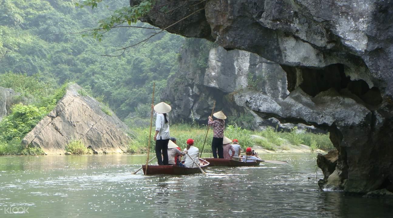 岩洞泛舟與鄉村騎行 - KLOOK客路