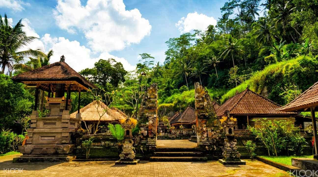 卡维火山寺Gunung Kawi temple