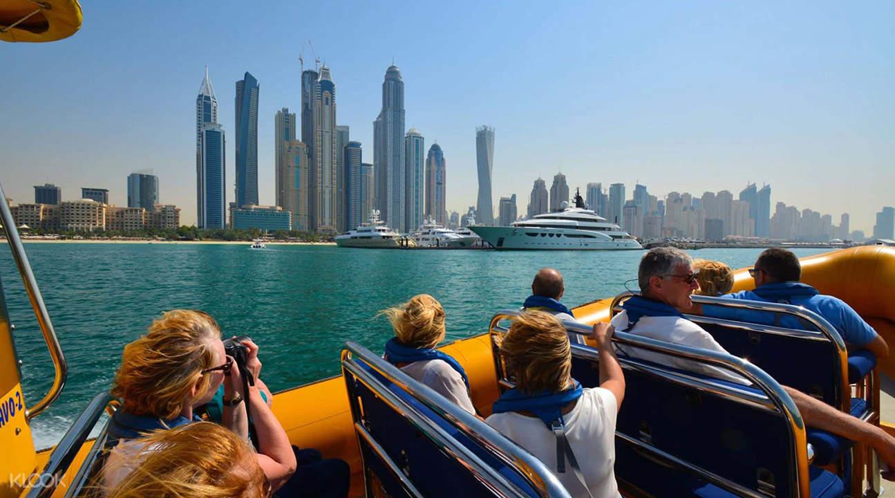 迪拜City Sightseeing城市觀光巴士