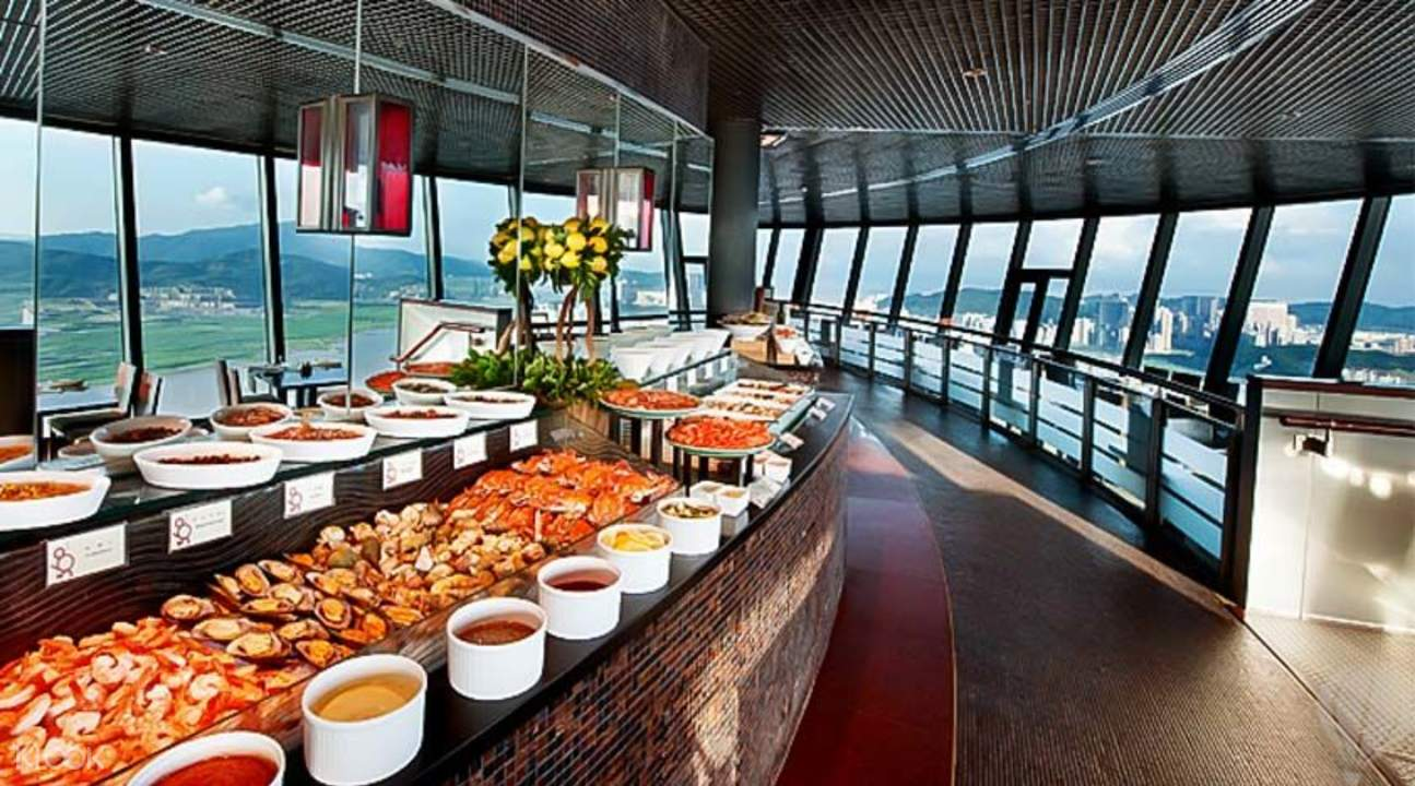 Cafe On  Macau Tower Menu