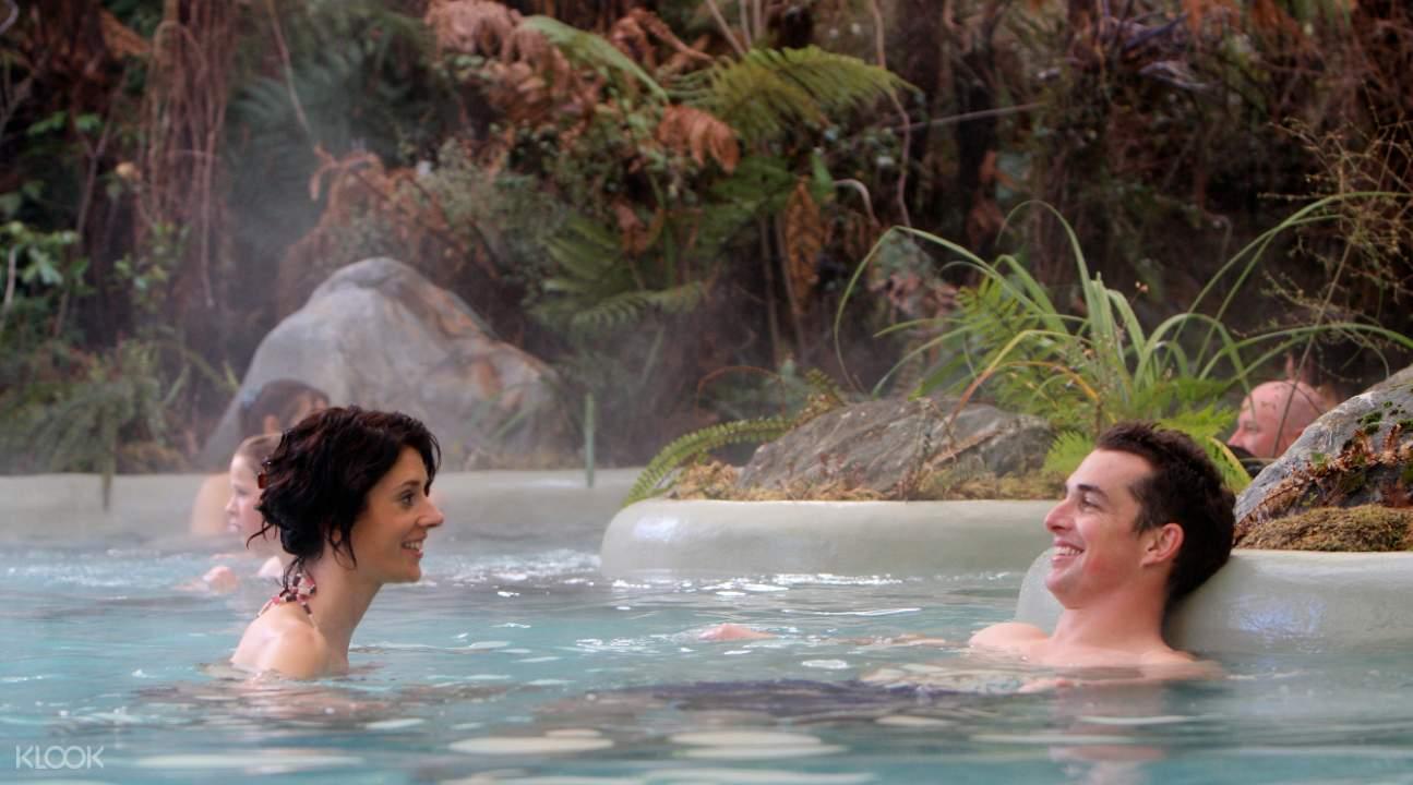 Franz Josef Glacier Hot Pools price