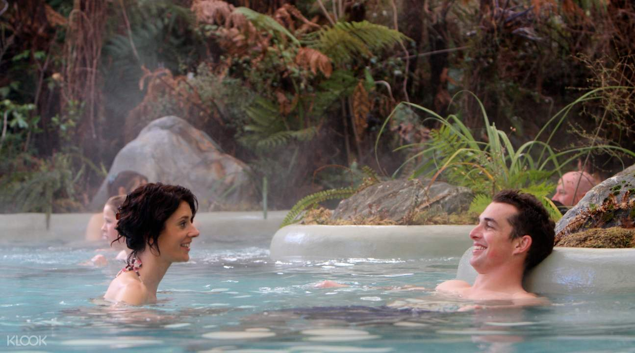 Franz Josef Glacier Hot Pools price