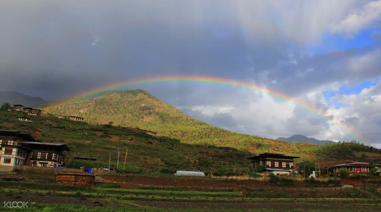 9天8夜 不丹文化苦旅