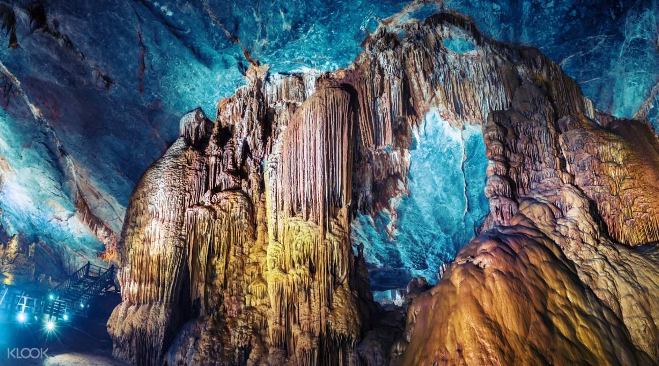 越南峰牙國家公園溶洞探險之旅