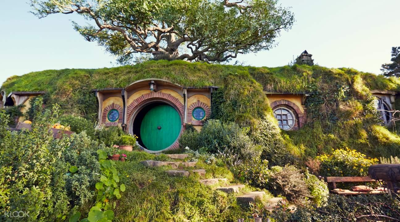 Hobbiton homes