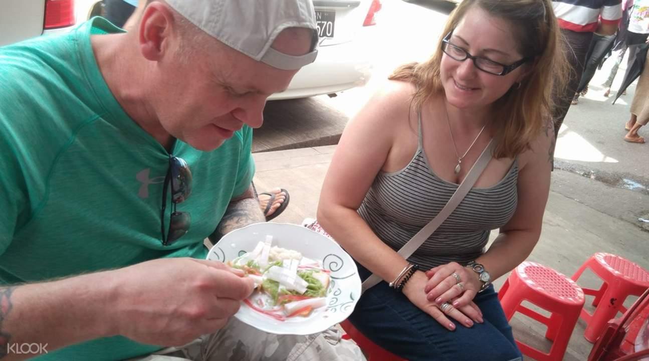 街頭美食探索
